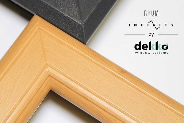 Dekko's new infinity Raum window