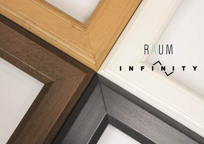 Raum Infinity windows