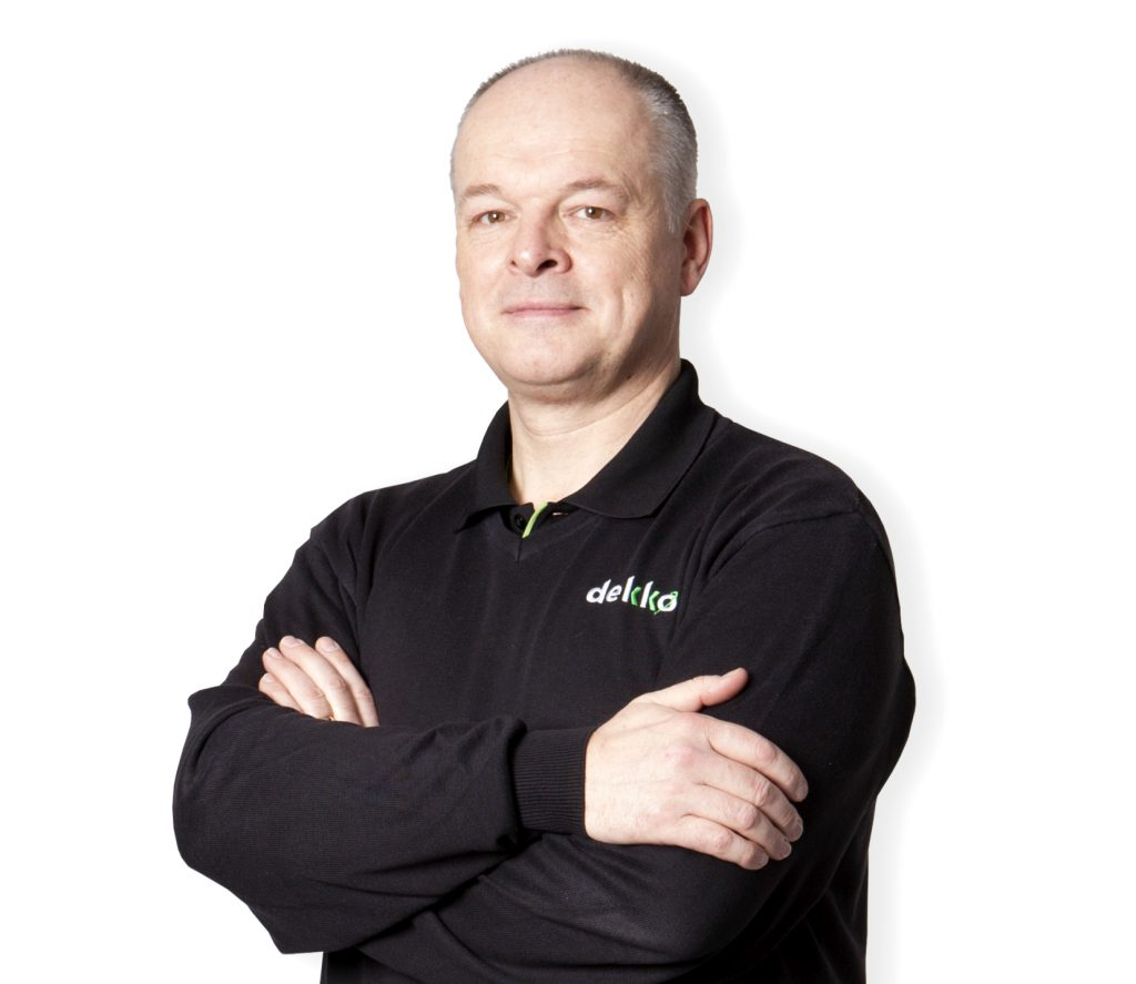 Kurt Greatrex, Sales Director at Dekko Windows