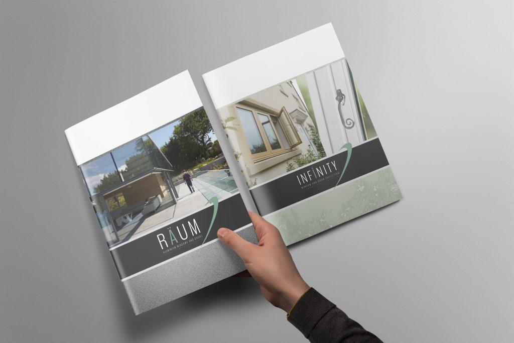 RAUM infinity brochure