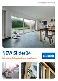 Deceuninck Dekko Window Systems
