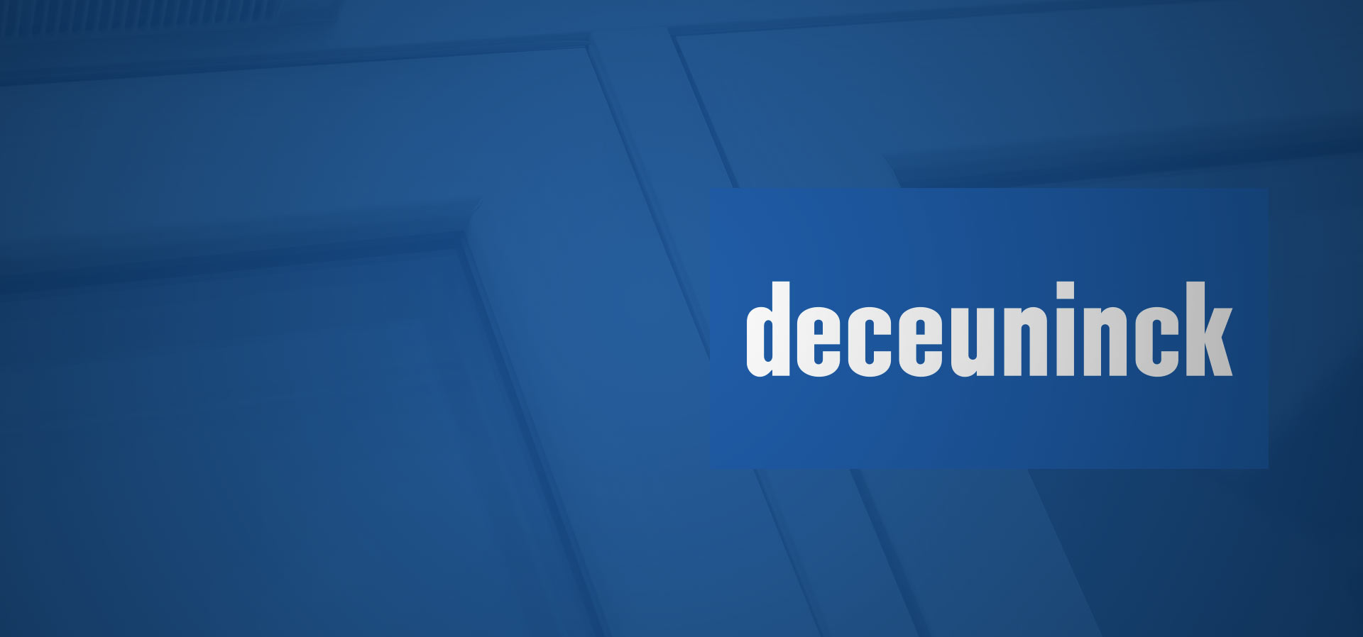 Deceuninck uPVC windows