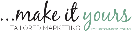 The Make It Yours logo