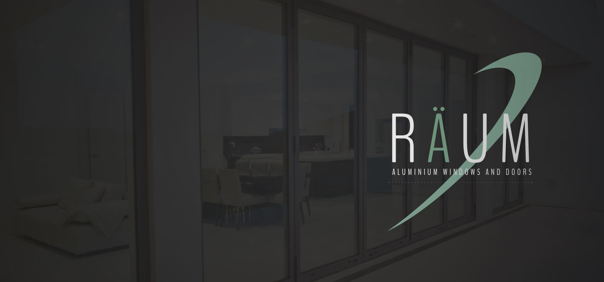 Raum premium aluminium windows and doors
