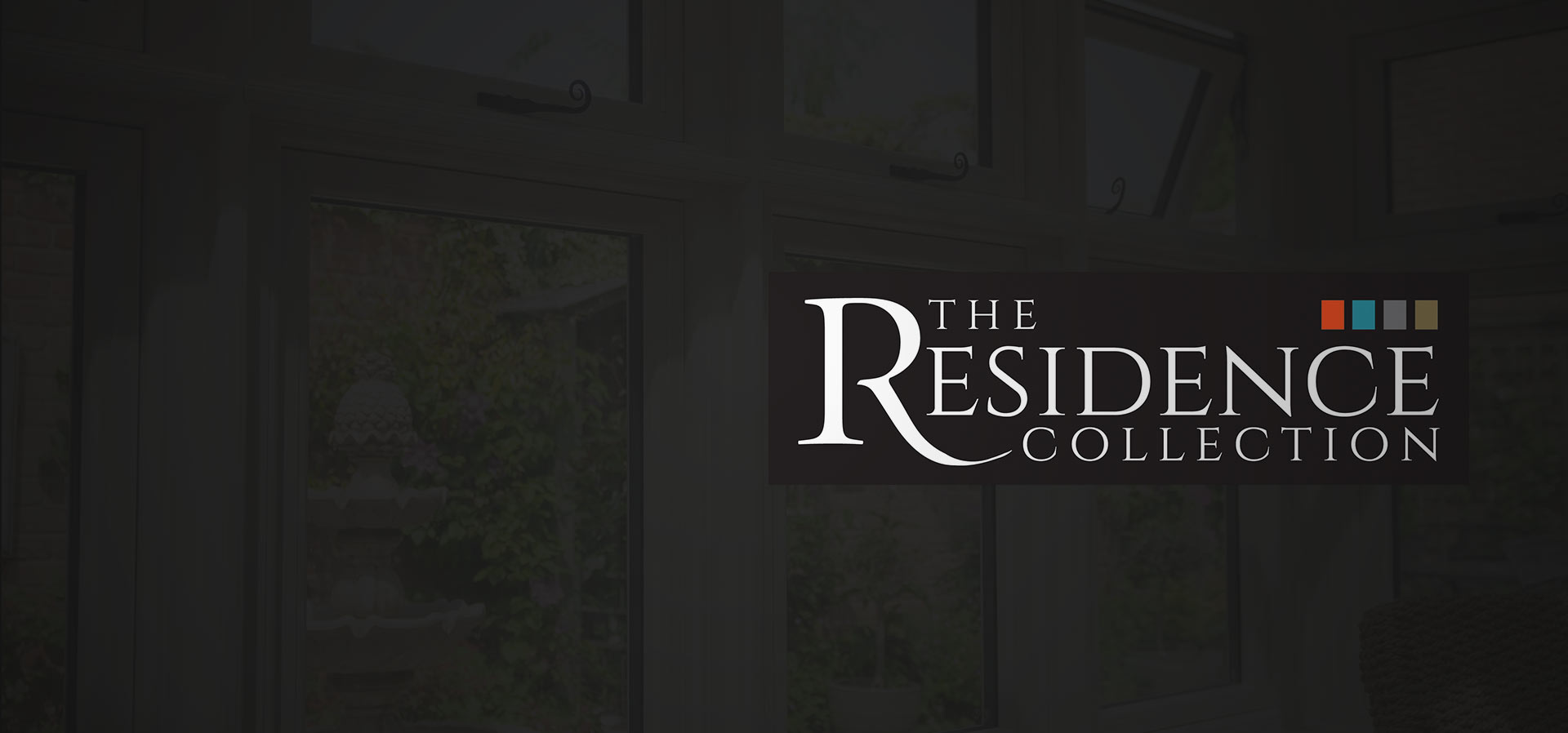 Residence collection timber effect windows and doors