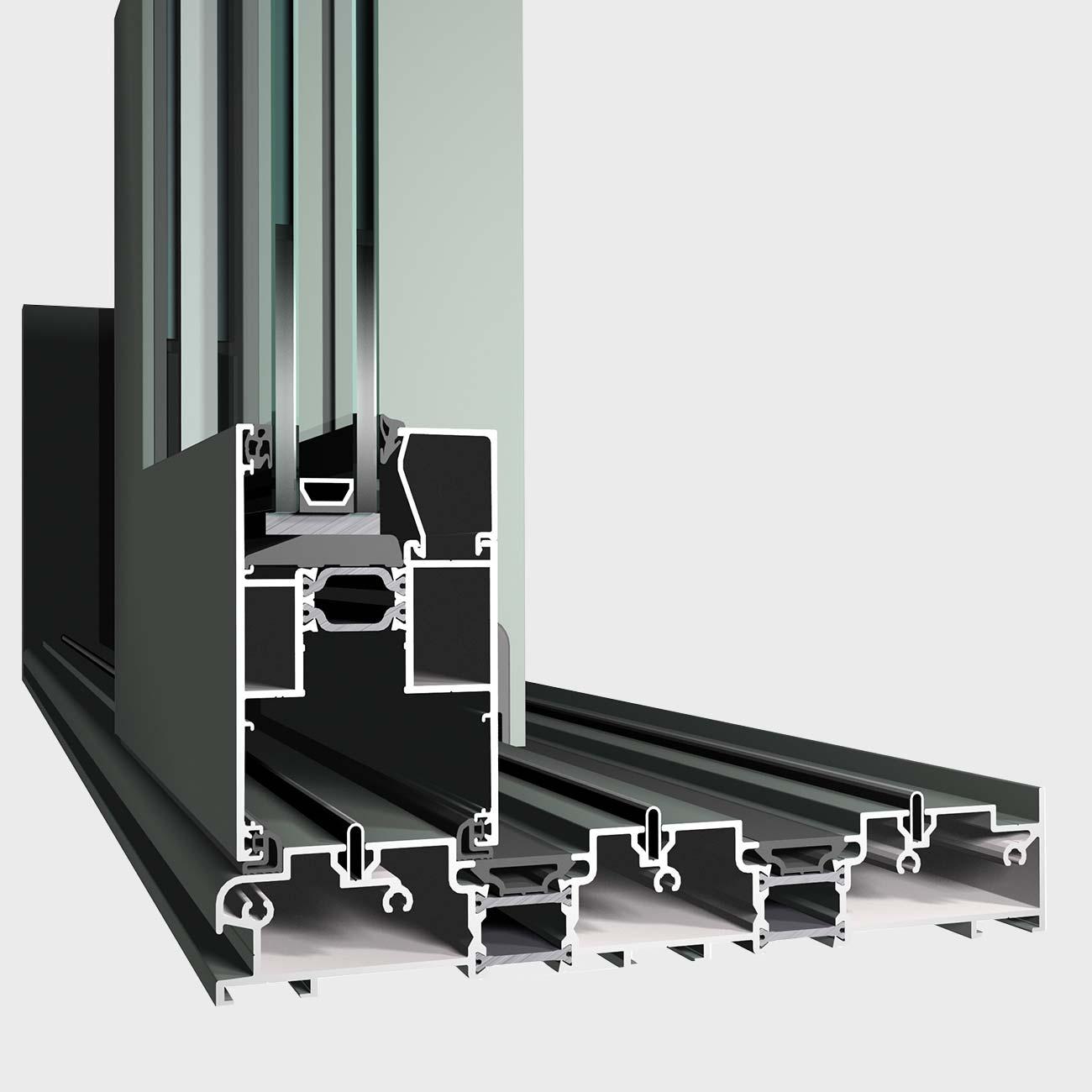 R 228 Um Patio Doors Dekko Window Systems